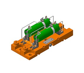 Resistor panels